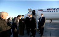 تصاویر: استقبال رسمی از قالیباف در بدو ورود به تبریز