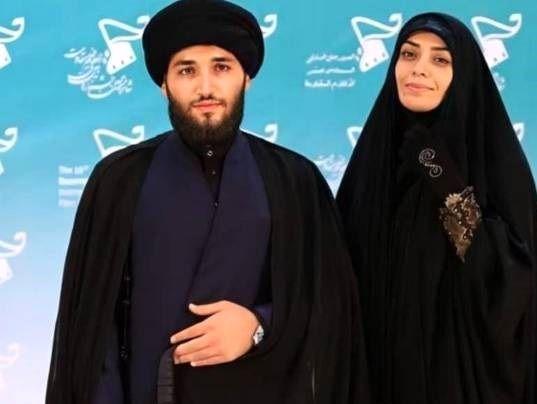 تصویر از استایل الهام چرخنده و پسرش در روز بهاری/پشت پرده ازدواج سوم!+تصاویر همسر و پسران الهام چرخنده