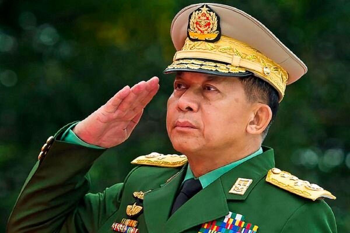 آمریکا میانمار را تحریم کرد