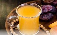 نسخه طب سنتی برای گرمازدگی با نوشیدنی