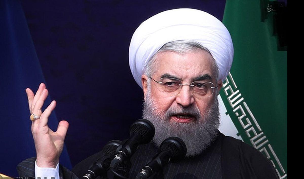 روحانی: نمیگذاریم نامگذاری امسال در حد یک نامگذاری باقی بماند