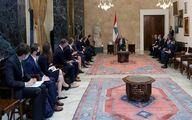 سناتور آمریکایی: دلیلی ندارد لبنان به سوخت ایران وابسته شود