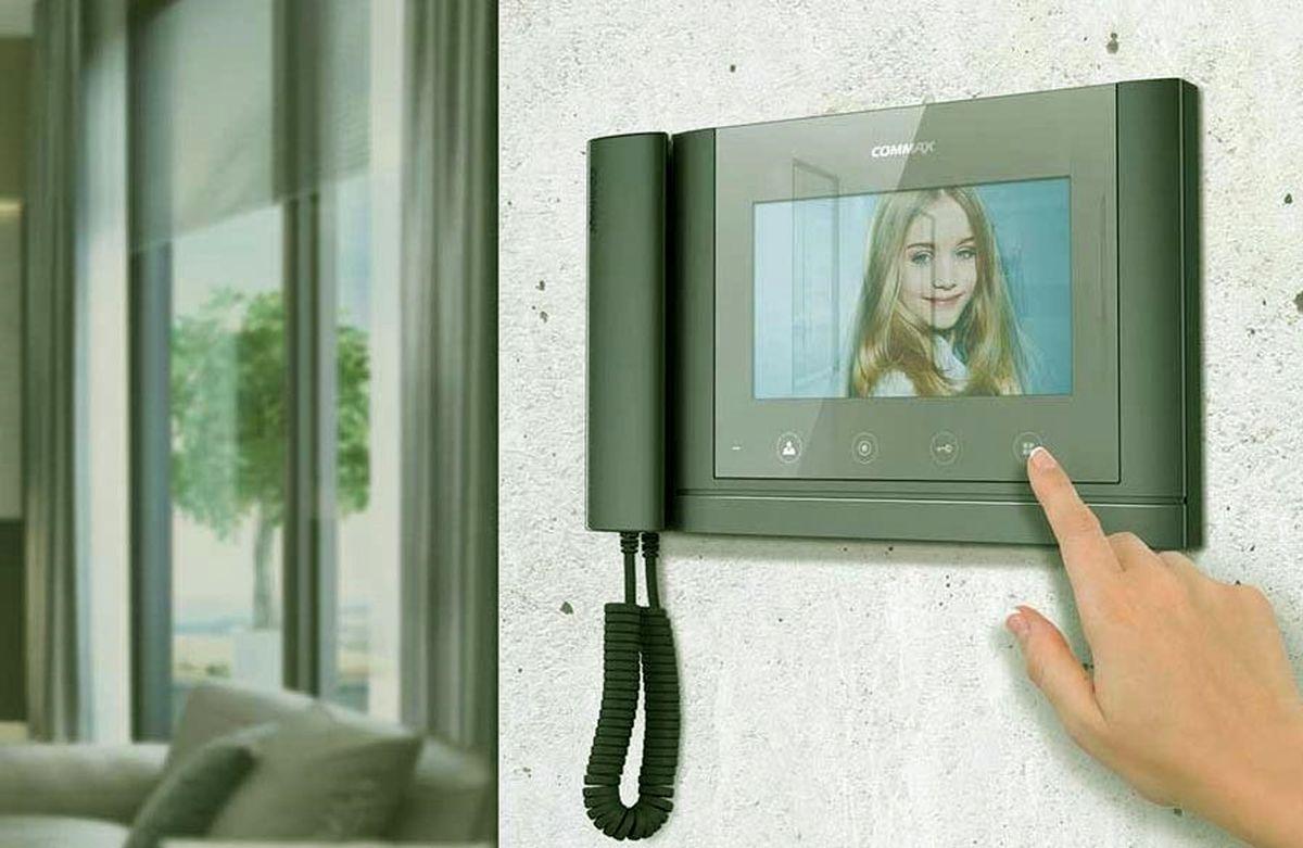 خرید آیفون تصویری راهی برای افزایش امنیت منزل