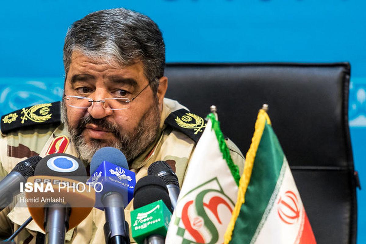 سردار جلالی:  امروز ارتش انقلابی «از مردم» و «برای مردم» است