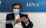 خطیبزاده: میان ایران و آمریکا تا رفع تحریم ها هیچ کانالی نخواهد بود