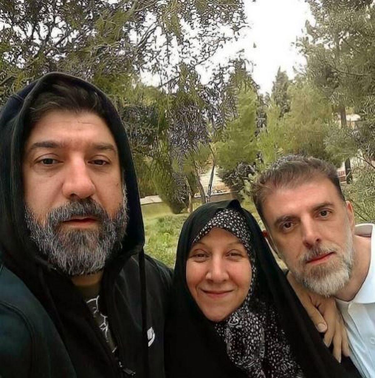 افشای پیام صوتی علی انصاریان/  انصاریان قبل از مرگ چه گفت؟ + فیلم