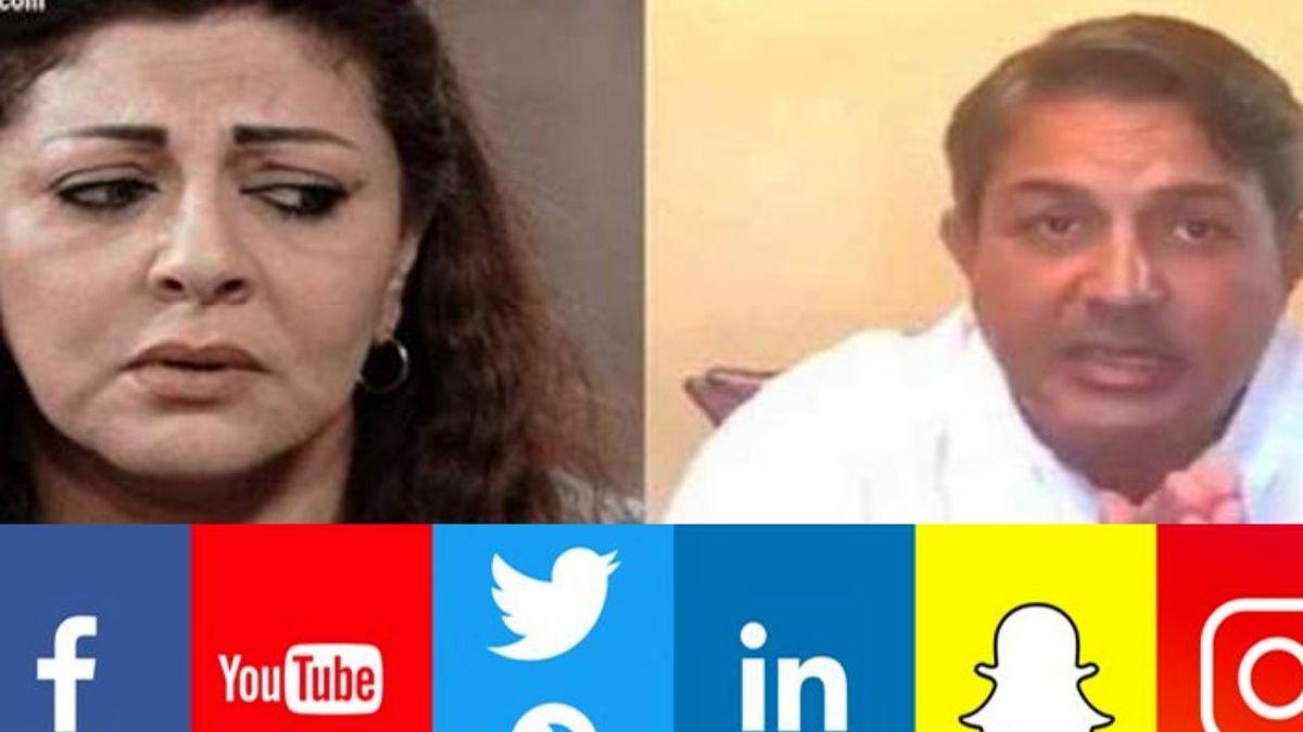 طلاق مجازی میان سلبریتیهای عرب مد شد! +عکس