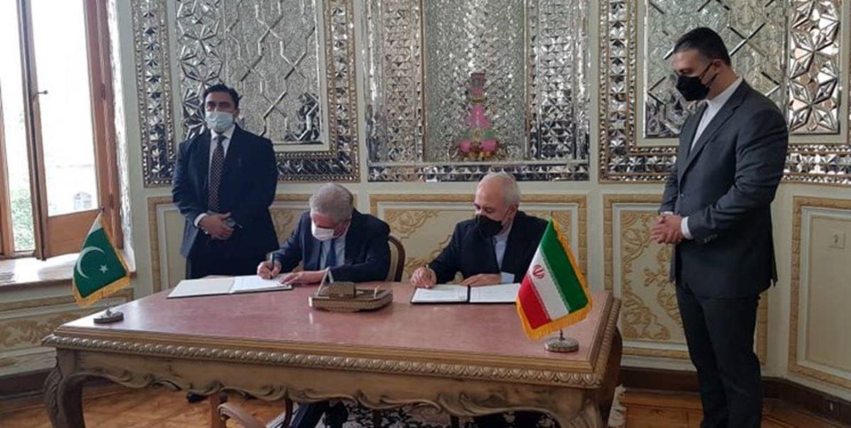ایجاد بازارچه های مرزی بین ایران و پاکستان