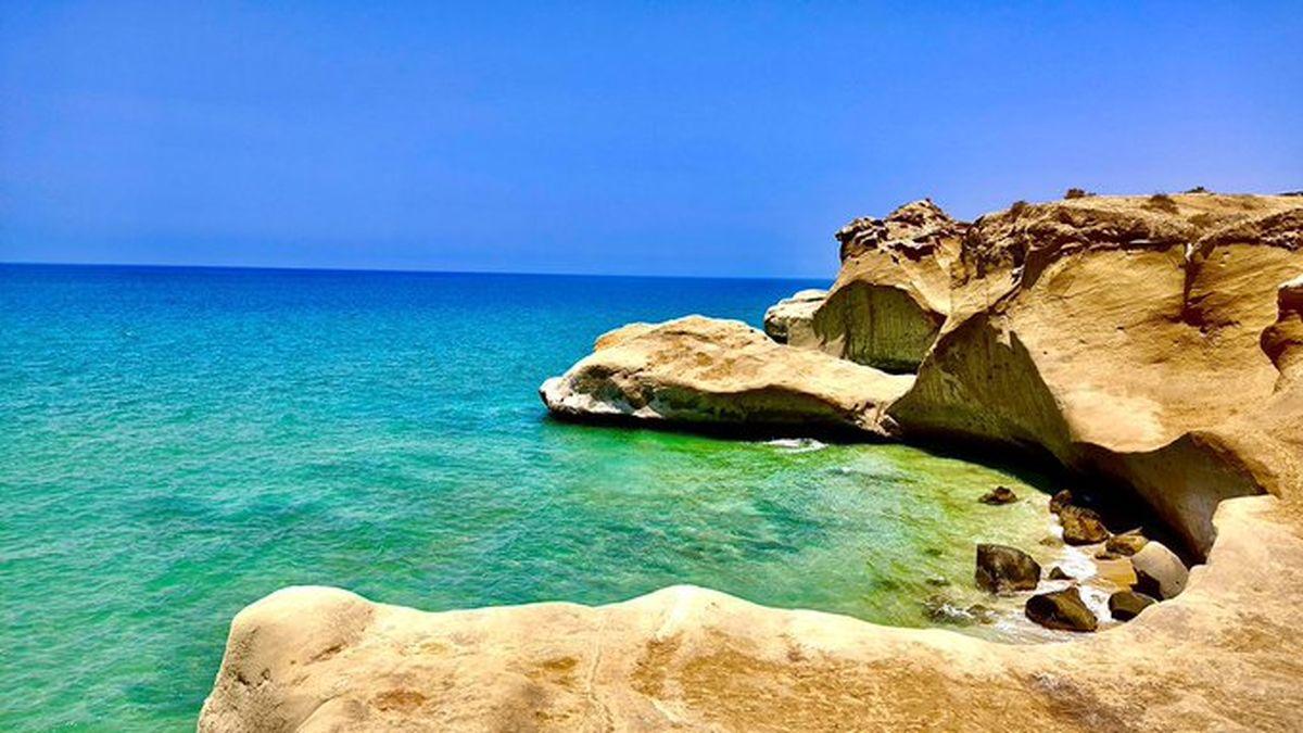 اینجا ساحل مالدیو نیست، عسلویه است+عکس