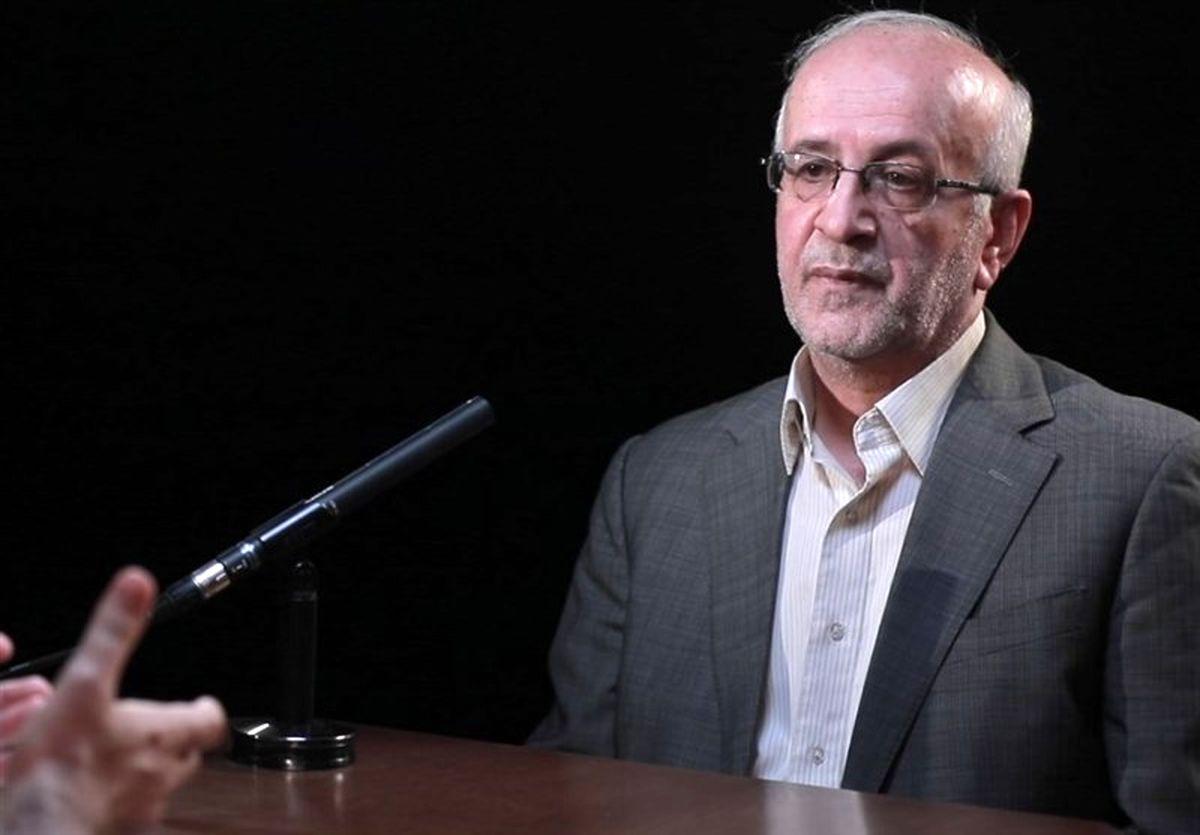 نامنویسی حسن سبحانی برای انتخابات ۱۴۰۰