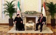 رییسی: تقویت تعاملات، سطح همکاریهای تهران- دوشنبه را ارتقا میدهد