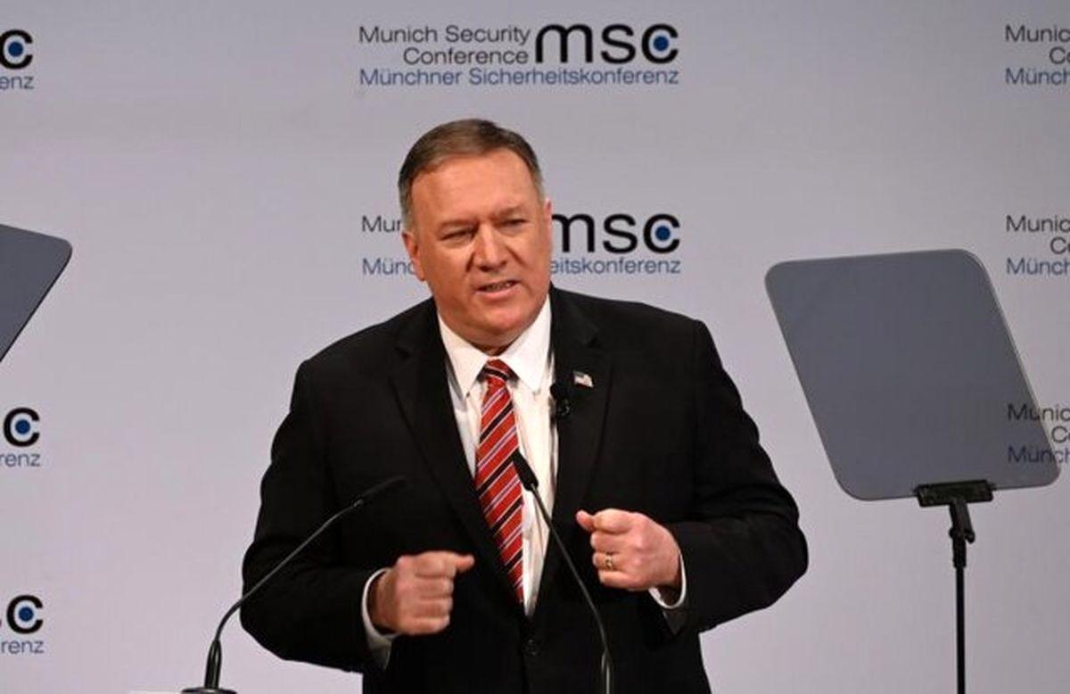 توصیه پمپئو به مذاکرهکنندگان آمریکایی درباره ایران