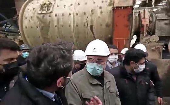 گلایه کارگران به قالیباف درباره حقوق عقب مانده ۸ ماهه خود