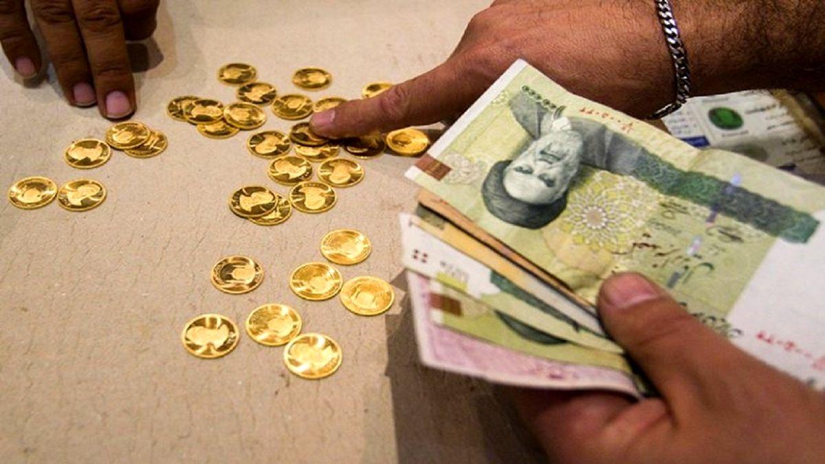 قیمت سکه،طلا و دلار آزاد در ۲۴ بهمن