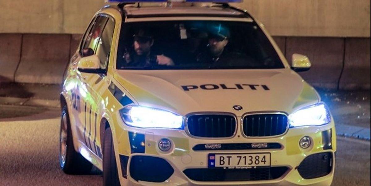 حمله با تیر و کمان در نروژ به مردم!