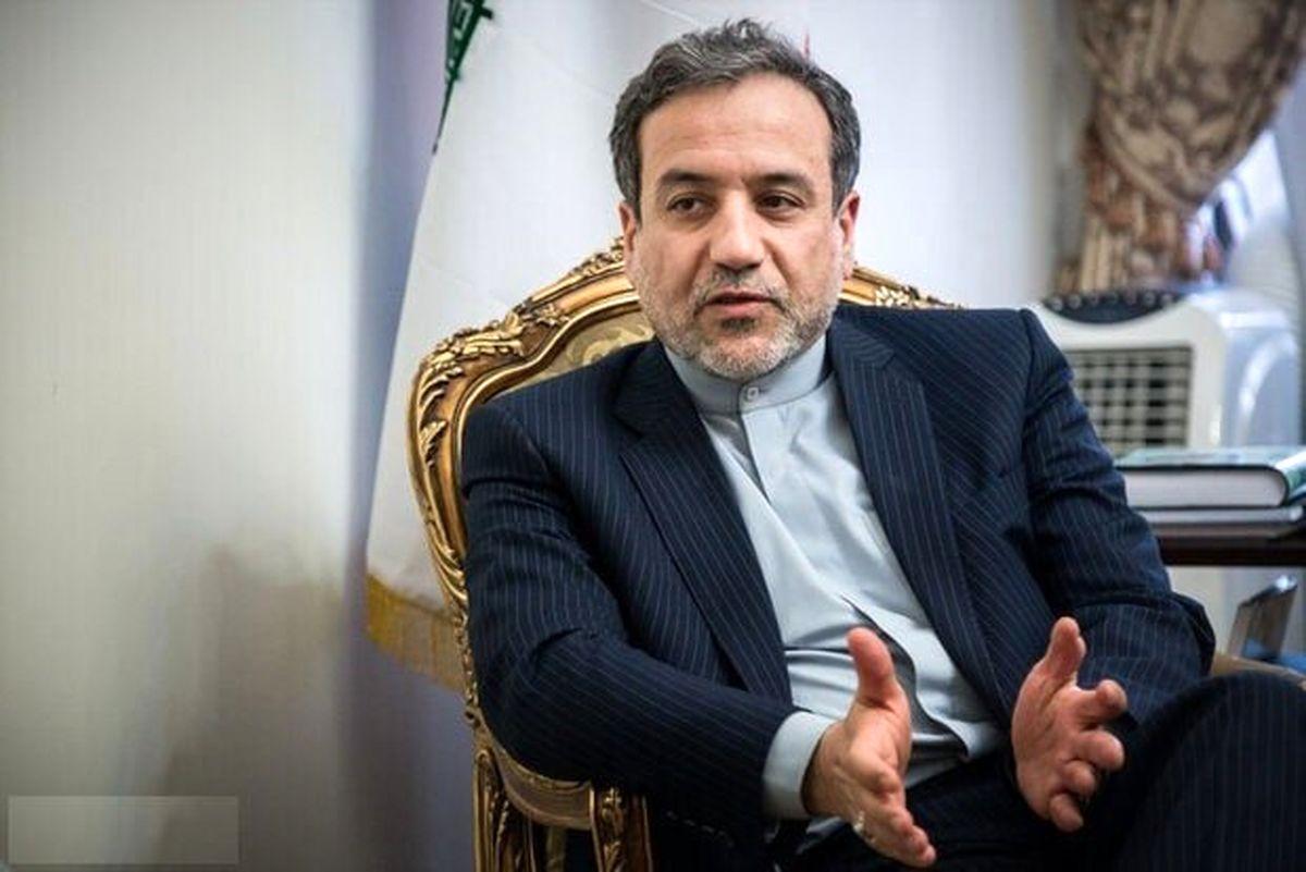 جزئیات ملاقات عراقچی با گریفیتس در تهران