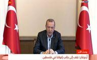 اردوغان: اسرائیل یک دولت تروریستی است