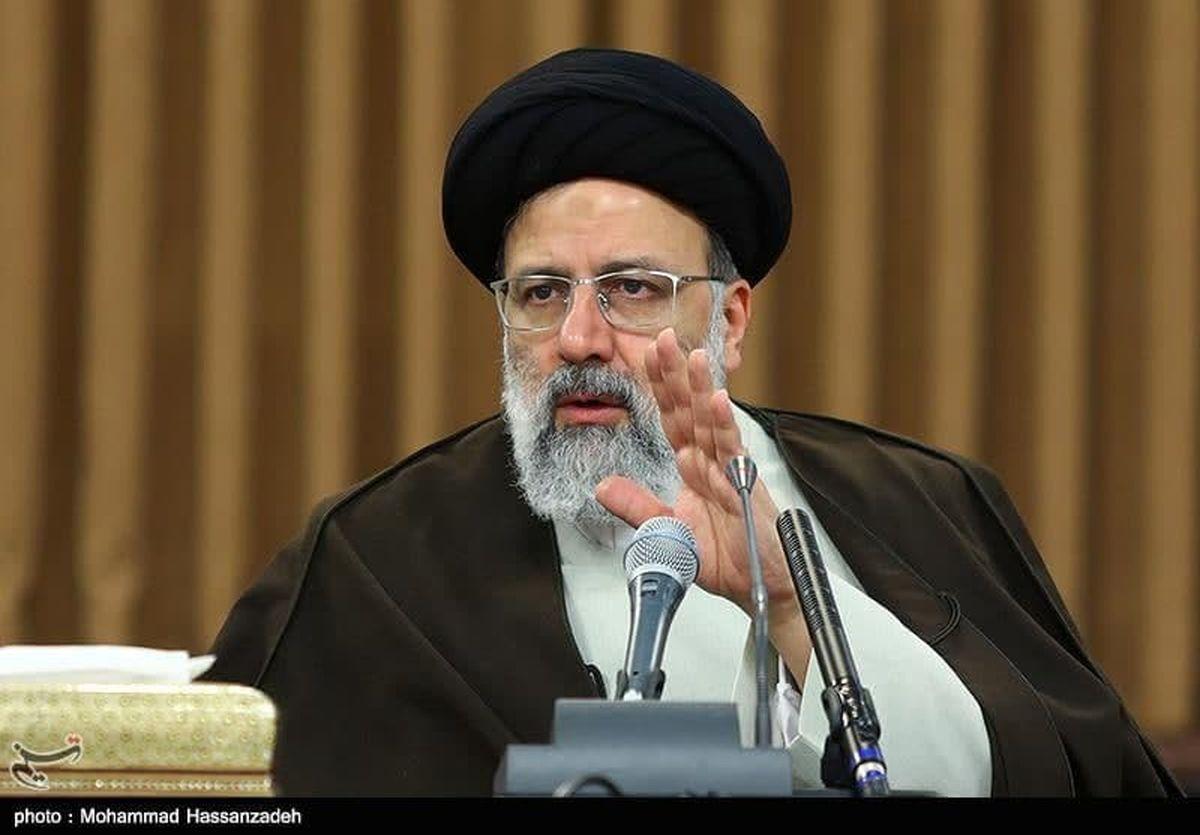 جلسه ویژه رئیسی برای رفع مشکلات خوزستان