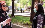 بهانههای عجیب برخی از مردم برای ماسک نزدن! +فیلم