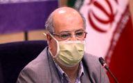 زالی: شاخصهای ابتلا به کرونا در تهران رو به افزایش است