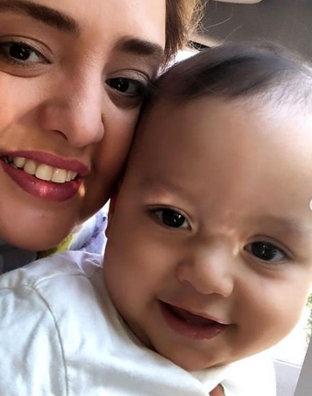 برادرزاده دوساله نرگس محمدی فوت کرد +عکس