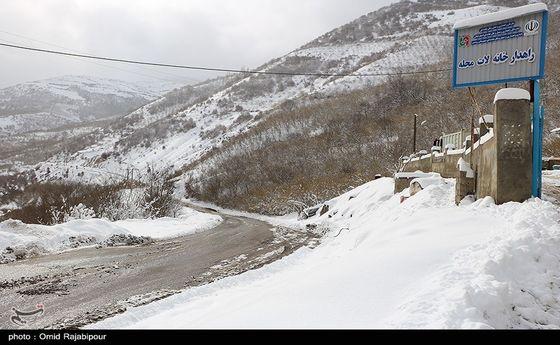 برف، باران و تگرگ تا دوشنبه در کشور