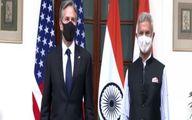 ایران محور رایزنیها بلینکن با وزیر خارجه هند