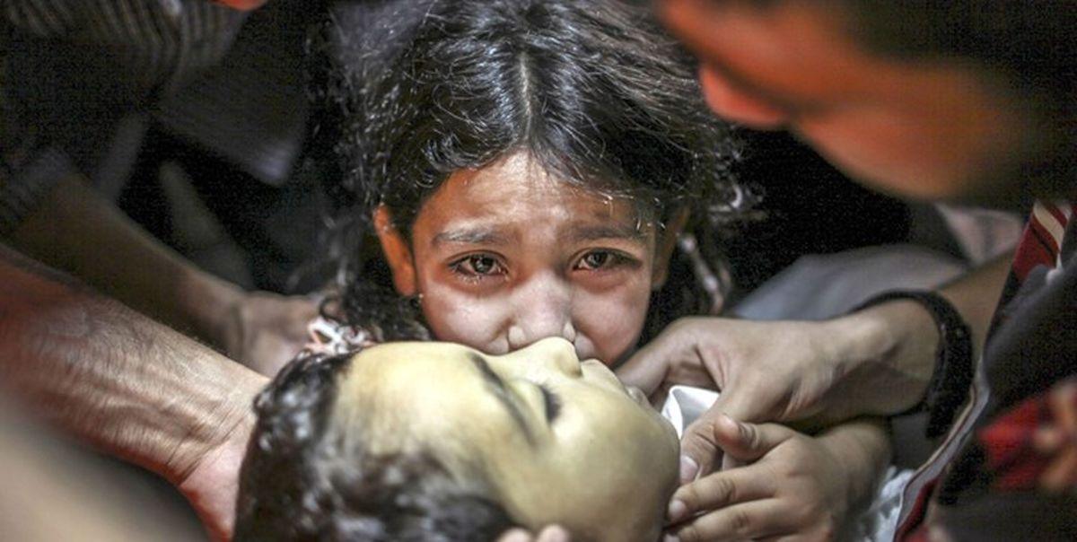 آمار کودکان شهید شده در حملات صهیونیستها به غزه
