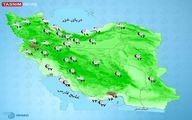 افزایش دمای هوا در سواحل دریای خزر