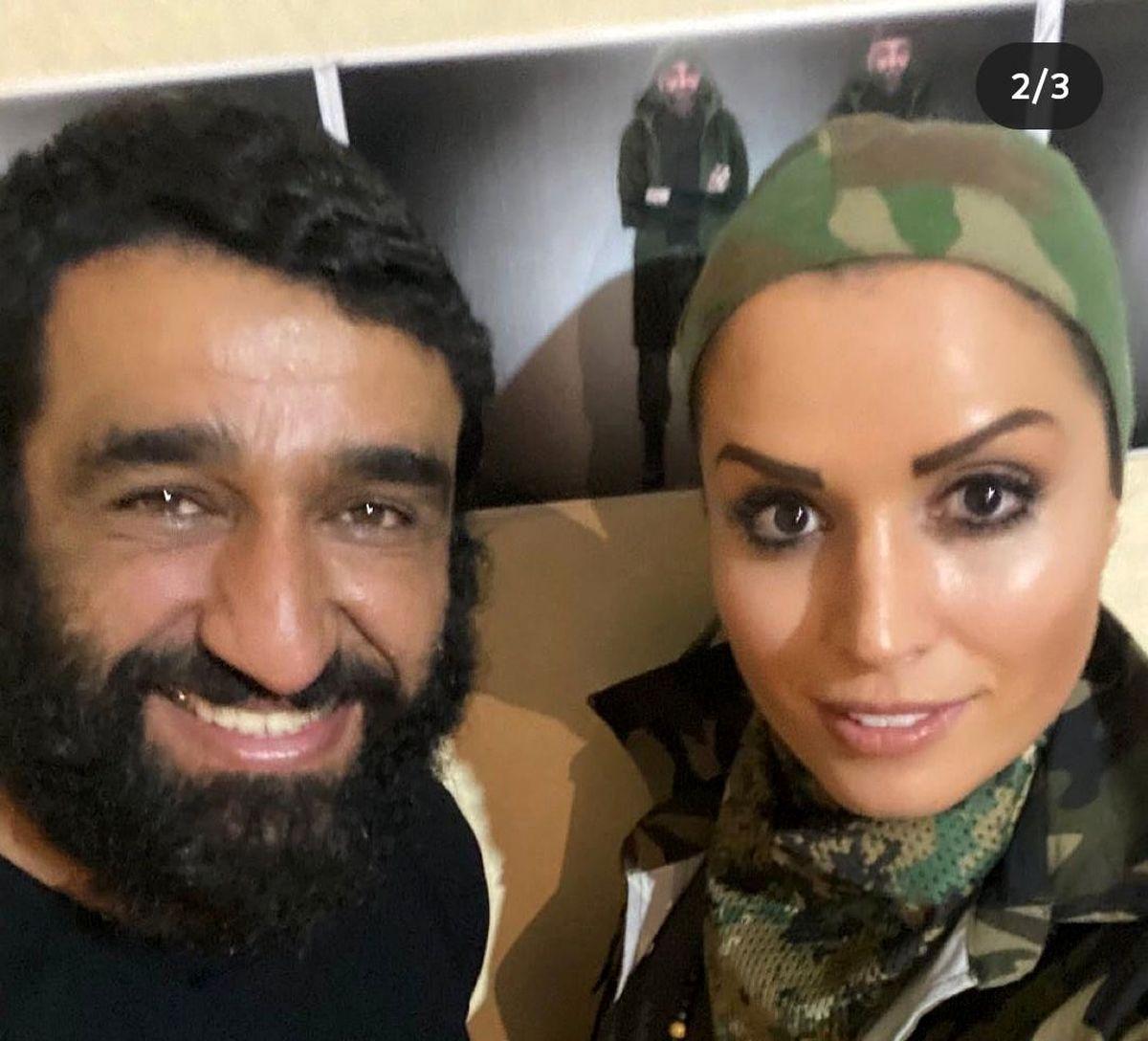 پژمان جمشیدی ازدواج کرد/رونمایی از همسر خارجی پژمان جمشیدی +عکس