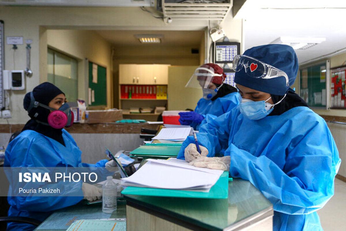 فوت ۷۵ بیمار و شناسایی ۷۵۴۰ بیمار جدید کرونا در کشور