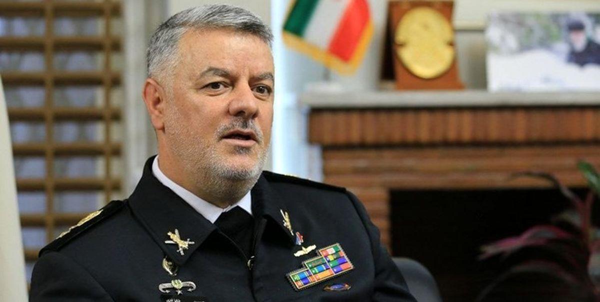 الحاق اولین هاورکرافت ساخت ایران به نیروی دریایی ارتش