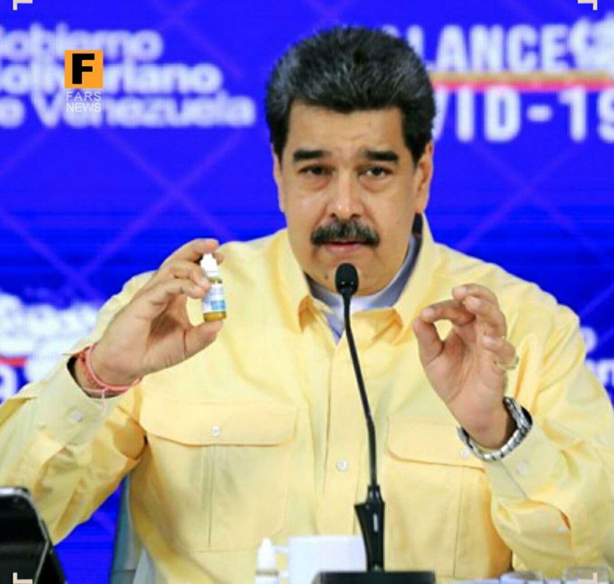 مادورو: واکسن روس ایمنترین است