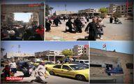 بازگشت هزاران سوری به منازل خود در درعا