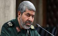 سخنگوی سپاه: دشمن از فشار اقتصادی و تحریم ایران ناامید شده