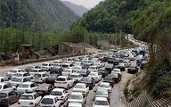 آخرین وضعیت ترافیک مسیرهای شمالی کشور