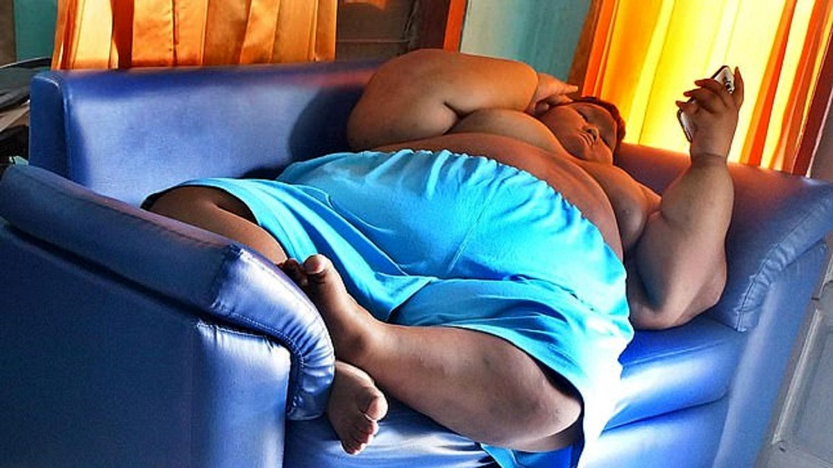 لاغرشدن باورنکردنی چاق ترین کودک جهان! +تصاویر