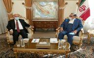 دیدار وزیر خارجه عراق با شمخانی +عکس