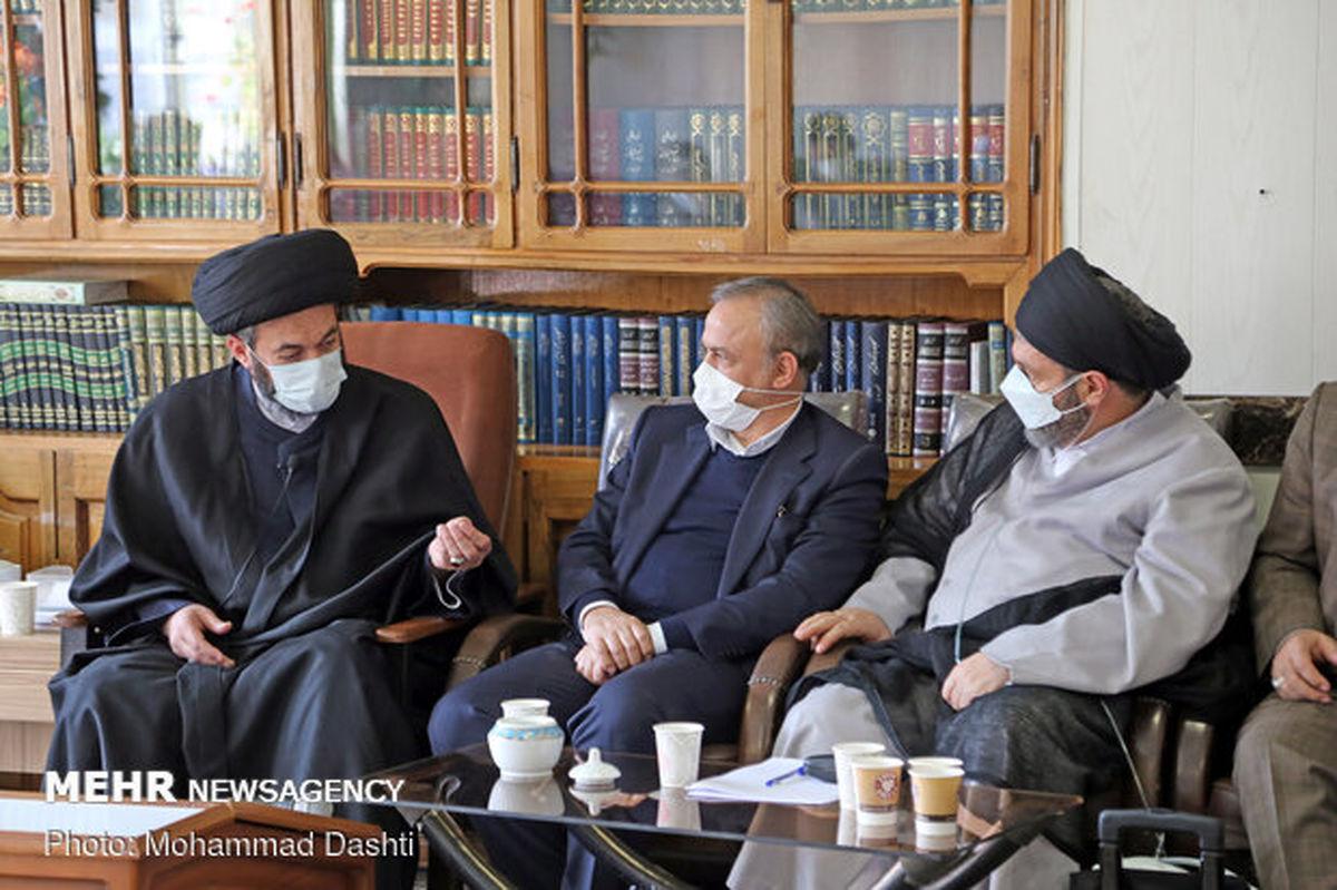روایت جالب امام جمعه اردبیل در مورد امنیت یک خودرو