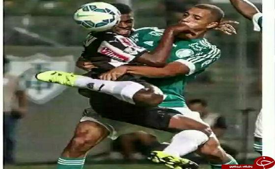 جالب ترین تصویر در دنیای فوتبال