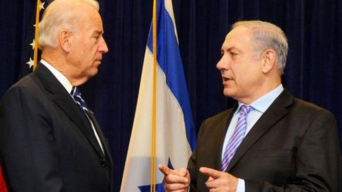 بایدن کی با نتانیاهو تماس میگیرد؟