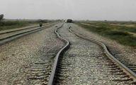 عکس: اثر خطرناک گرما بر ریلهای قطار جنوب کشور