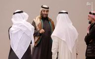 پوشش محمد بن سلمان در عربستان جنجال به پا کرد +عکس