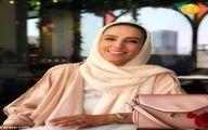 رونمایی خانم بازیگر از حلقه ازدواج اش +عکس