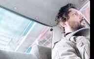 وقتی حامد بهداد در تاکسی غافلگیر شد +عکس
