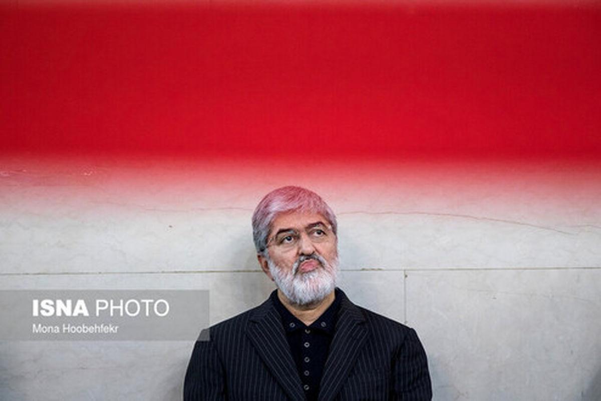 مطهری: پاسخ وزیر کشور در حوادث آبان ۹۸ قانعکننده نبود