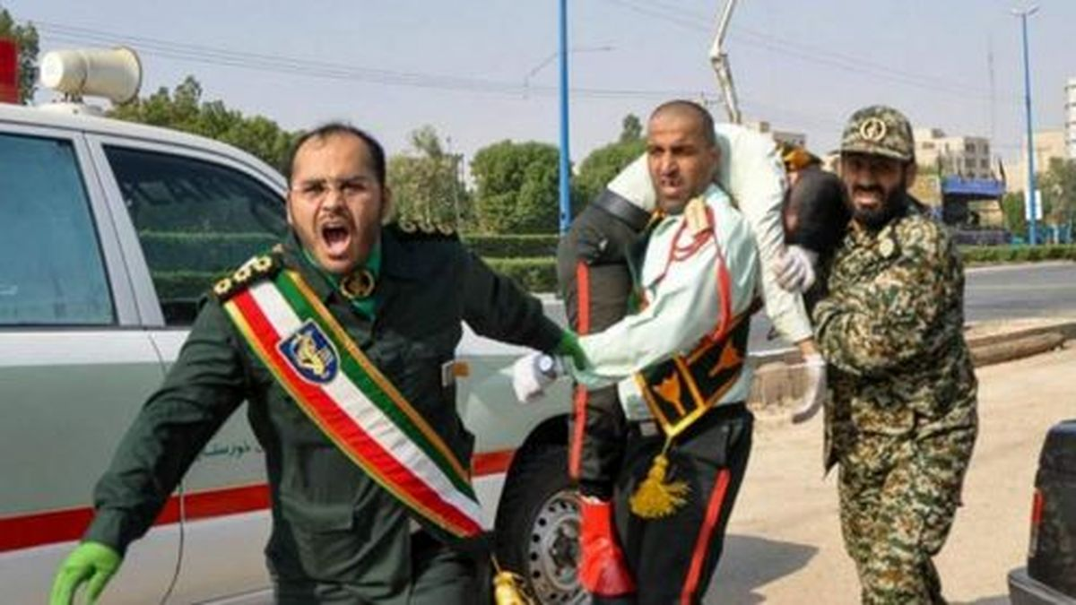 یکی از رهبران گروهک تروریستی «الاحوازیه» دستگیر شد+ عکس