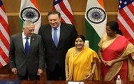 توافق آمریکا و هند برای همکاری اطلاعاتی-نظامی