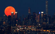 ماه « خونین» به حیات زمین پایان خواهد داد!