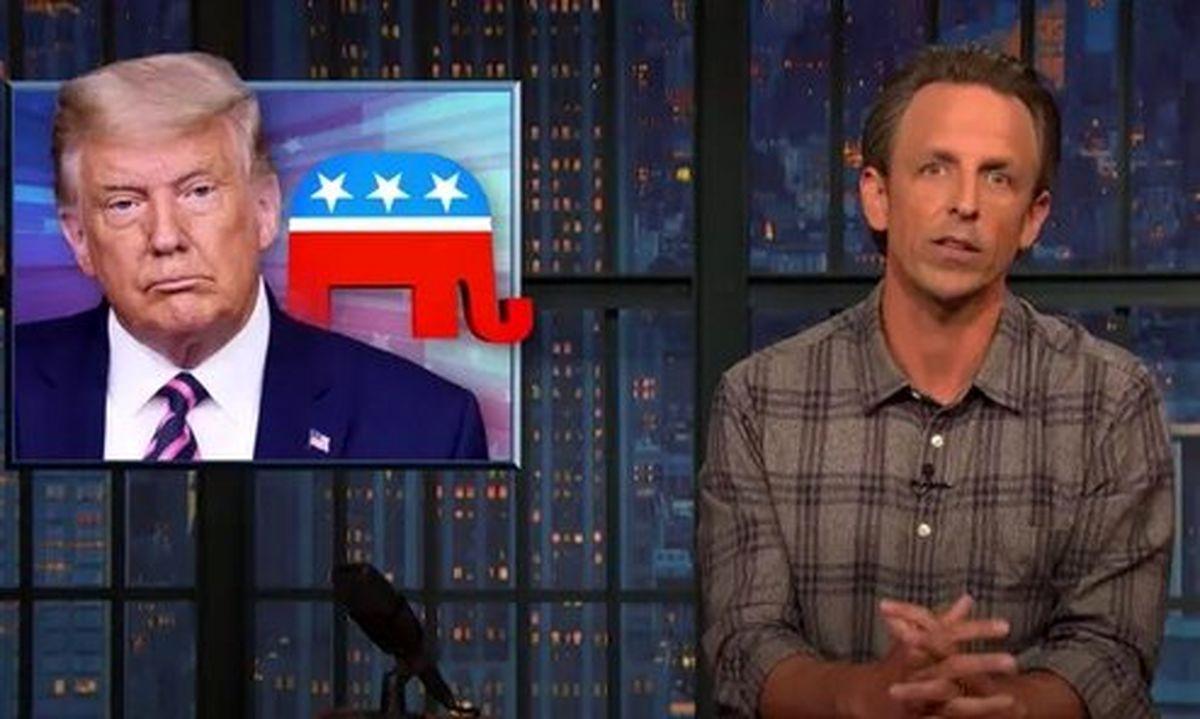 مجری تلویزیونی خواست ترامپ دهانش را ببندد